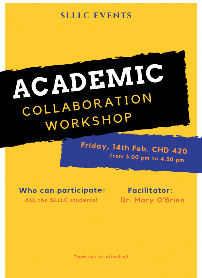 Acad Collaboration Workshop